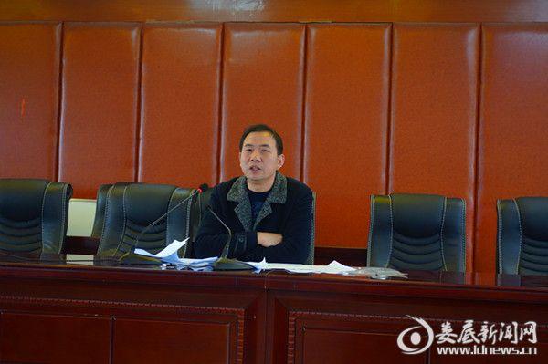 党组成员、副局长陈伯红安排布署四项整治工作
