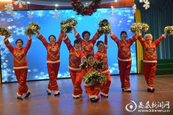 广场舞《跳到北京去》