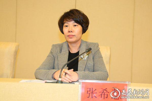 张希慧主持全市安全生产电视电话会议