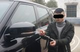 涟源市公安局破获系列撬盗高档轿车反光镜敲诈勒索案件