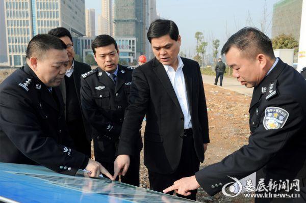 娄星分局技术用房建设基地 (1)