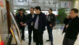 新化县国土局长到县不动产登记中心检查指导工作