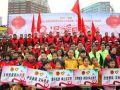 娄底湘中社区志愿者服务队入榜暖冬行动全国百个优秀团队