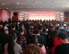 凝心聚力促发展 娄底中心医院召开第五届职工代表大会