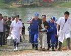 双峰县举办2017年防汛抢捡救灾应急实战演练