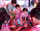 双峰县机关幼儿园:庆六一·品美食·共享快乐童年