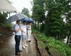 上梅镇加强防汛巡查 确保群众生命安全