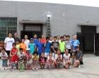 娄底市体校网球中心成立 免费低收费对市民开放