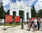 双峰法院:红色七月参观红色基地