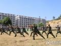娄底:媒体记者群众代表进警营 共庆建军90周年