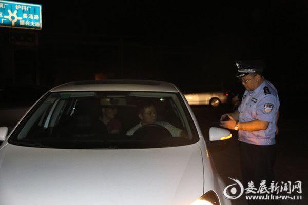 """钢城公安分局组织开展""""三打三整治""""集中清查行动2"""