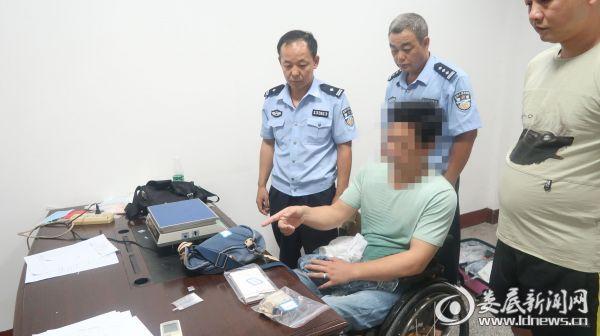 犯罪嫌疑人指认涉案财物