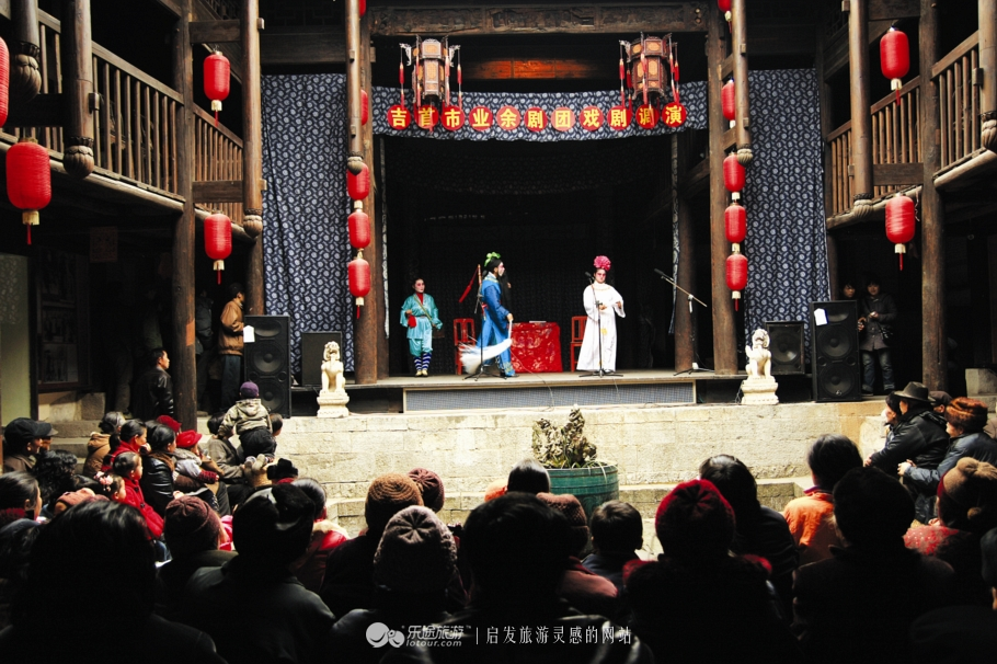 湘西戏曲:江湖的灵魂救赎与人文苦旅