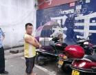 男子为筹毒资盗窃摩托车 民警火速出击20分钟破案