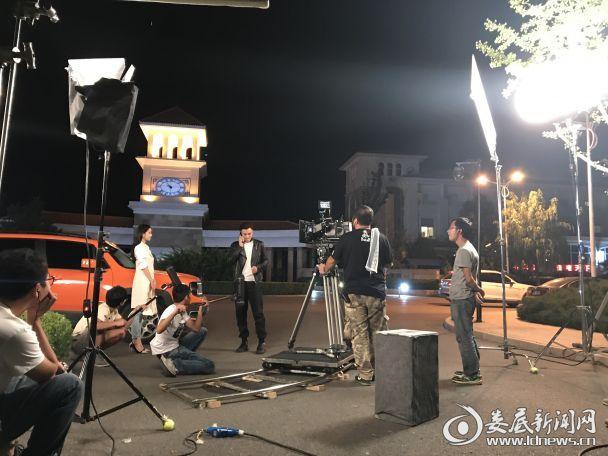 (创业日记揭baby周一围夜戏点滴幕后)