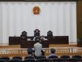 娄底中院公开审理原益阳市副厅级干部李霖受贿、巨额财产来源不明案