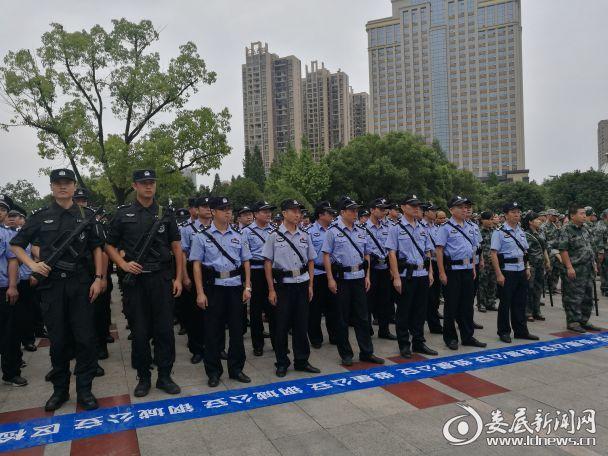 警察方阵(1)