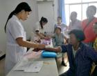 涟源市人民医院对桥头河镇建档立卡贫困户开展健康扶贫
