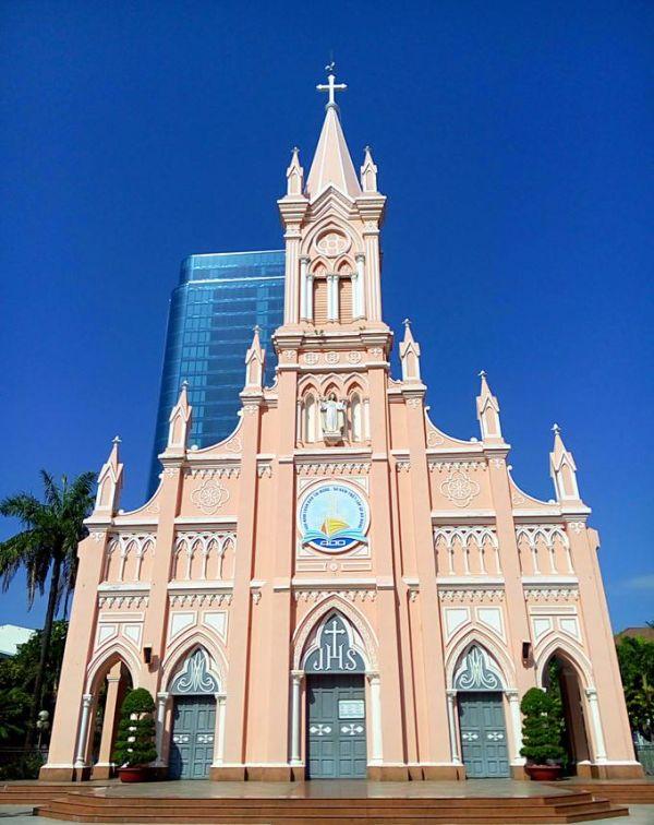 (岘港大教堂)