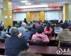 陈旌深入娄星区长青社区宣传党的十九大精神