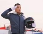 《飞行少年》范世錡挑战军旅题材 表示年轻演员是能吃苦的