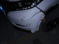 小汽车撞倒摩托致一死一伤后司机逃逸 娄底交警8小时迅速破案