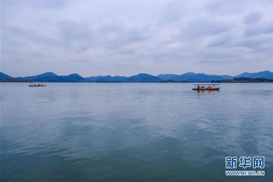 (12月13日拍摄的冬日西湖1)