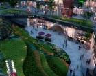 娄底宁邦中心项目开工 将建娄底第一高楼