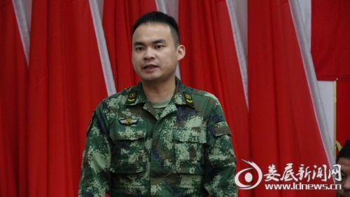 湖南省广大消防安全职业培训学校刘林教官