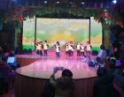 乐坪街道清泉社区举行2018年迎新春联欢会