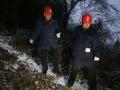 娄底6旬电工坚守监视哨 大雪封山用锄头挖路取水