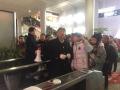 2018春运首日:高铁娄底南新开22趟客运专列 其中7趟直通成渝