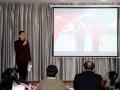 娄底市首届志愿服务项目展示交流会节目初审顺利结束