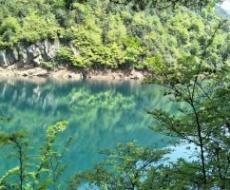 黄龙山间有美景——双峰锁石·冷山水库游记