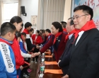 深圳娄底商会认助142名贫困学生