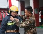 涟源市开展消防安全重点单位微型消防站应急管理培训
