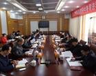 省人大常委会副主任周农来娄底调研内务司法和立法工作