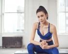 张蓝心最新运动广告大片曝光 蜂腰翘臀逆天长腿太撩人