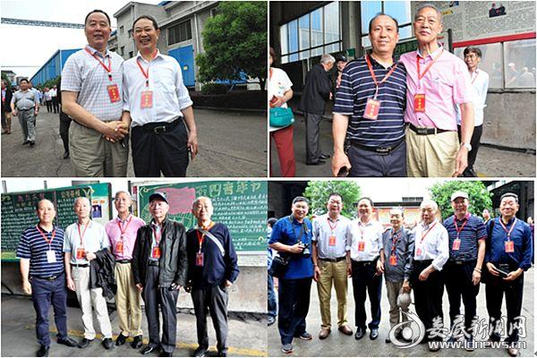(公司领导、新老劳模、原公司老领导、离退休老同志参观冷钢)DSC_5536