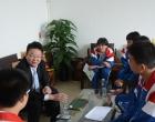 三一集团邀请北京大学优秀学子为涟源市三一学子分享成长路