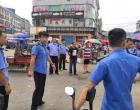 杨市镇多部门联合执法 全力为平安端午节保驾护航