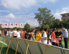 娄星区司法局到石井中学开展禁毒宣传活动