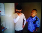 娄底市巡逻处警大队成功抓获一名涉嫌电信诈骗嫌疑人