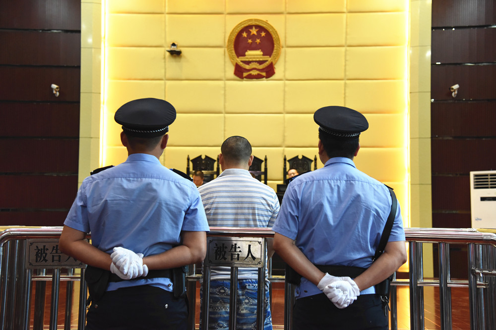 涟源市法院集中宣判三起涉毒案件