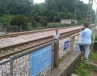 枫坪镇护路办开展辖区铁路沿线安全隐患排查