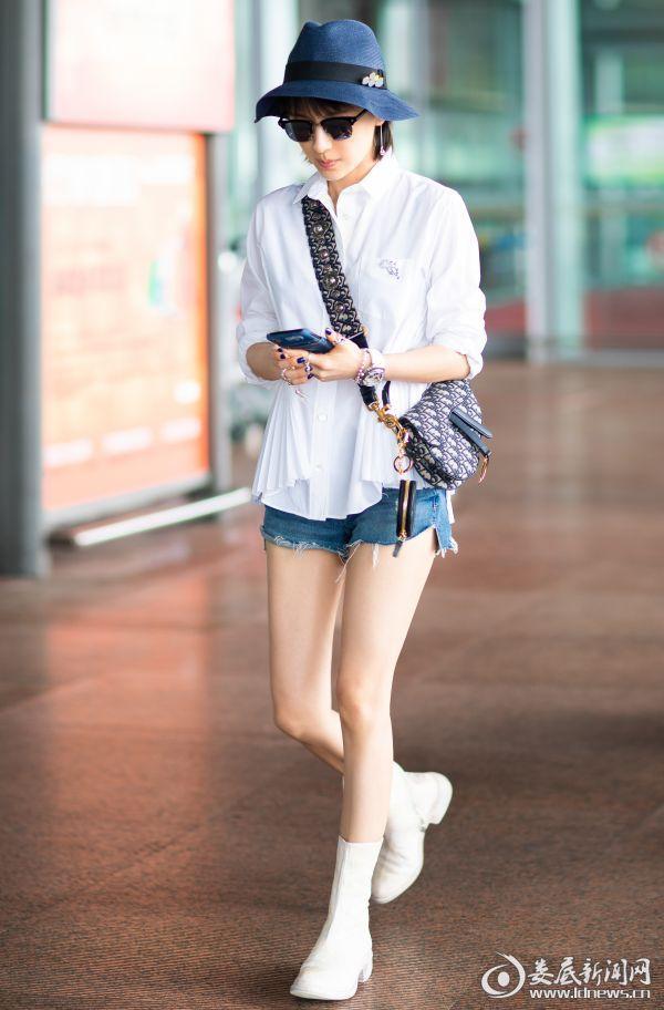 王子文机场极简风(5)
