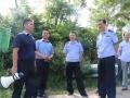 娄底市开展孙水河饮用水水源地保护执法行动