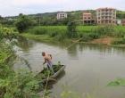 三塘铺镇积极推进河道水葫芦整治 河水重现清澈