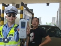 娄底一驾驶人喝藿香正气水 险被交警处以酒驾