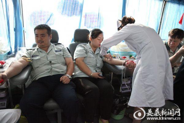 20180803城管局无偿献血摄影潘新杰 006